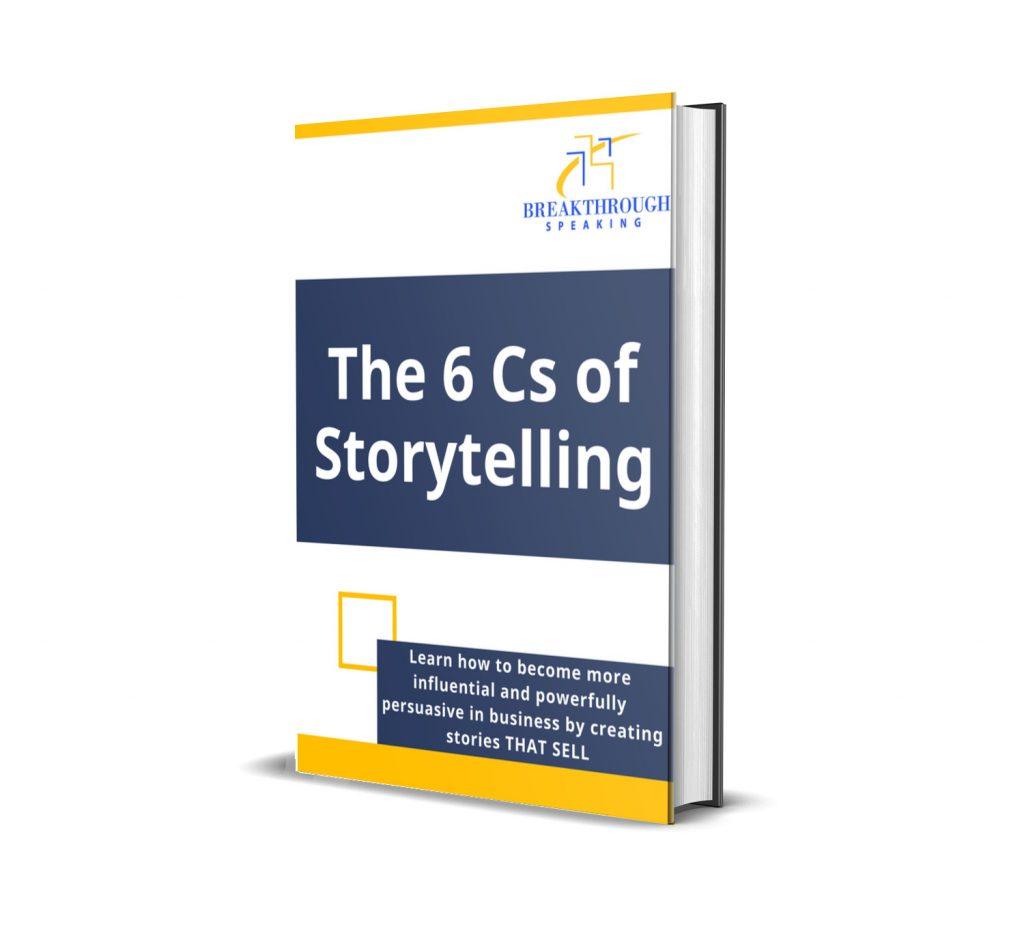 6 Cs of Story Telling