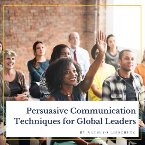 Keyword focus Persuasive Communication Techniques